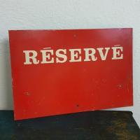 2 plaque reserve