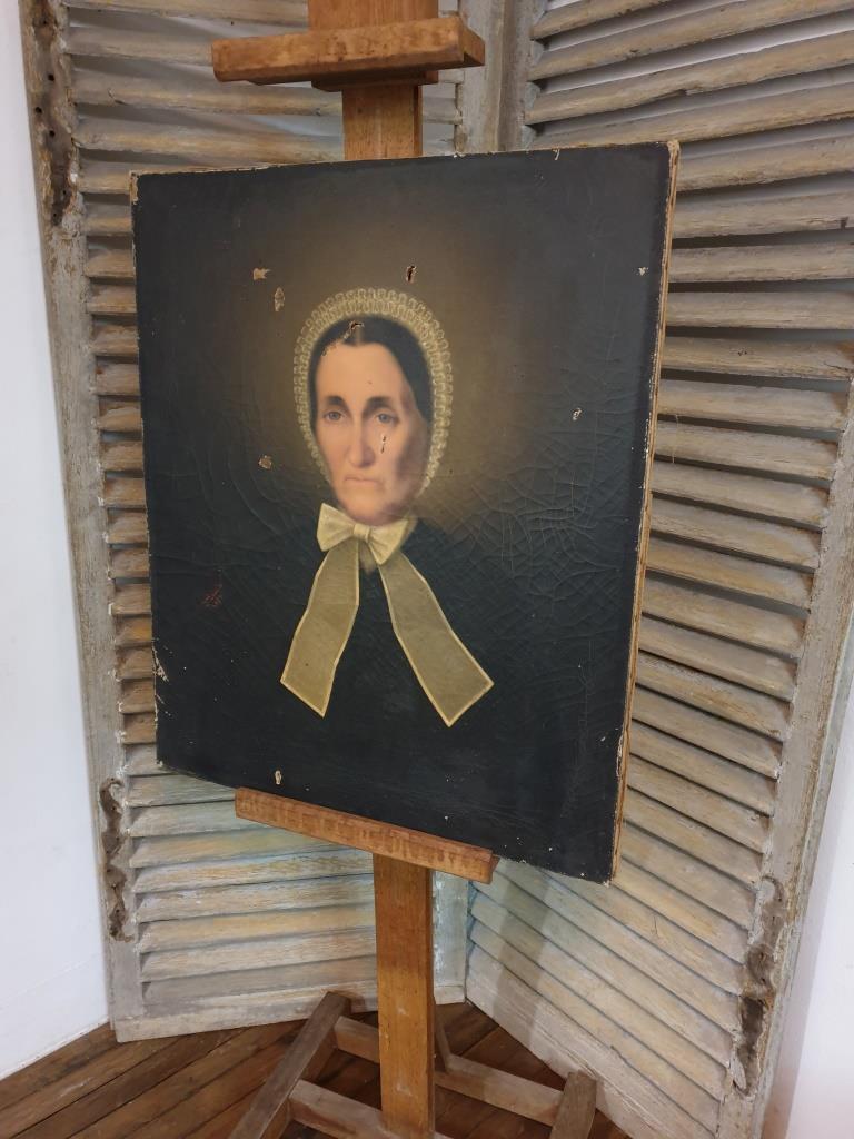 2 portrait de femme