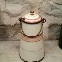 2 pot emaille