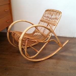 2 rocking chair enfant
