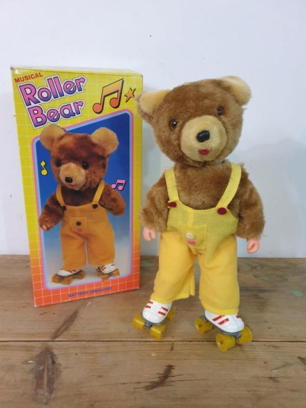 2 roller bear