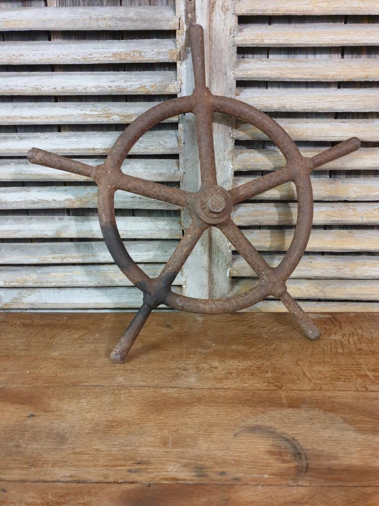 2 roue de bateau