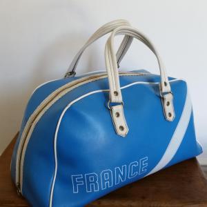 2 sac de sport bleu