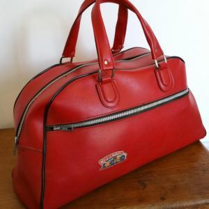 2 sac de sport rouge