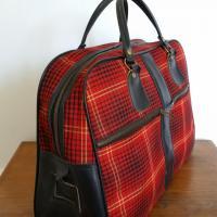 2 sac de voyage ecossais