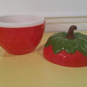2 seau a glace fraise