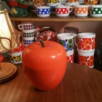 2 seau a glace pomme orange