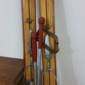 2 ski rossignol