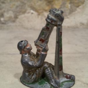 2 soldat a la mitraillette