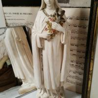 2 statue ste therese