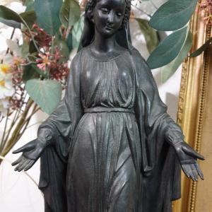 2 statue ste vierge
