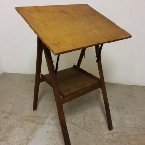 2 table a dessin d architecte
