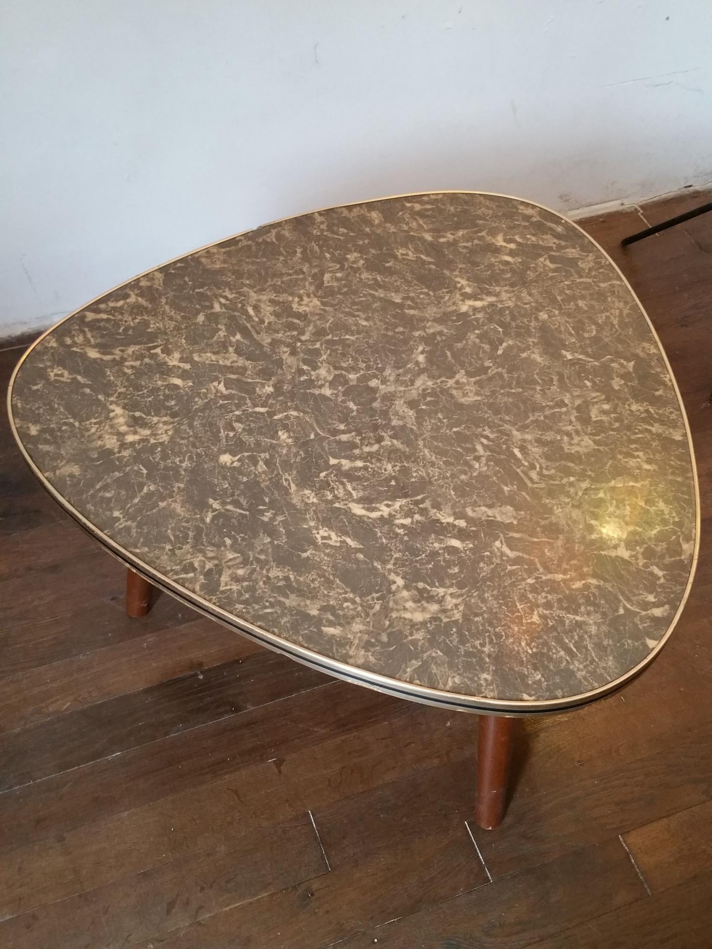 2 table basse tripote