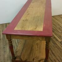 2 table de drapier 1