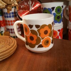 2 tasse lotus orange