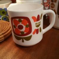 2 tasse mug mobil vert