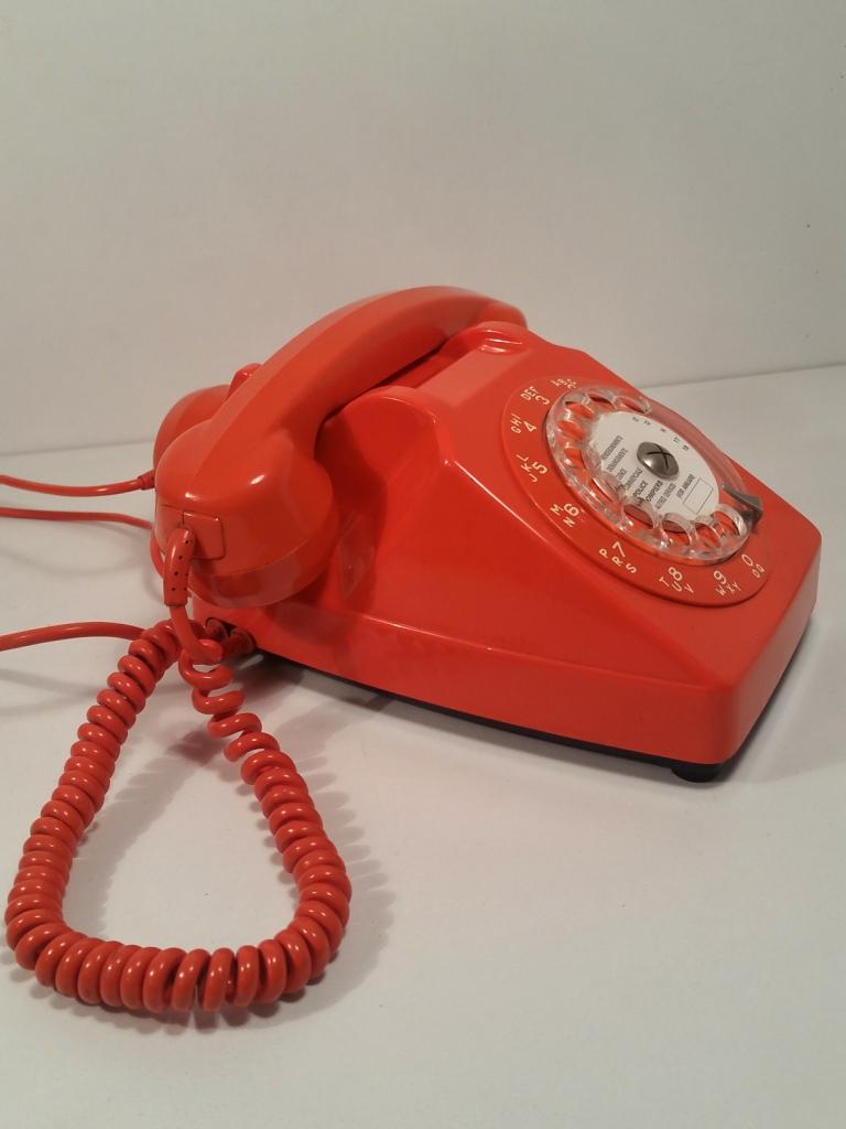 2 telephone socotel orange