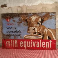 2 tole milk equivalent