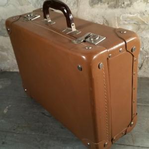 2 valise 60 marron