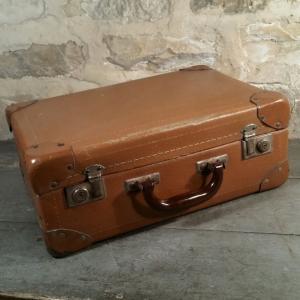 2 valise marron 60