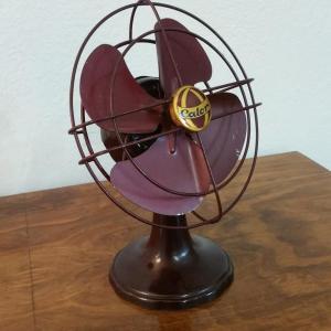 2 ventilateur calor bakelite