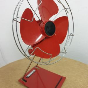 2 ventilateur rouge thermozeta