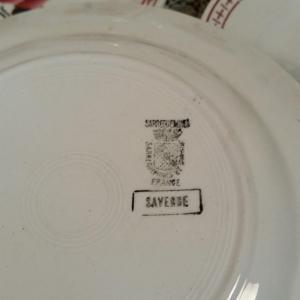 3 6 assiettes plates saverne 1