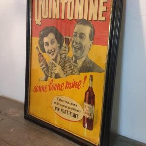 3 affiche encadree quintonine