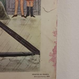 3 affiche scolaire 1966 4 et 5