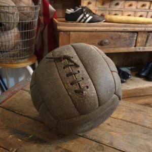 3 ballon cuir avec lacet