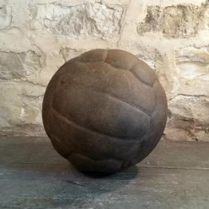 3 ballon de foot cuir