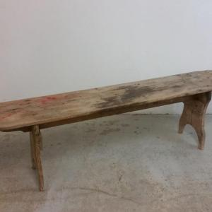 3 banc en bois