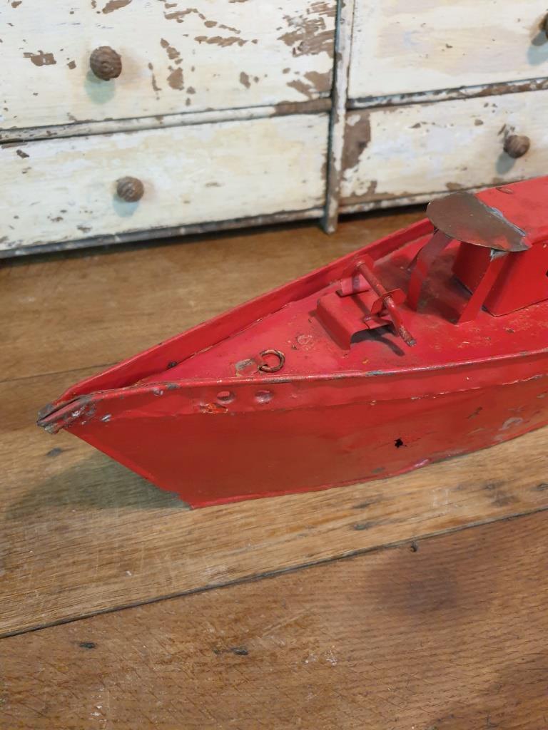 3 bateau de pompier