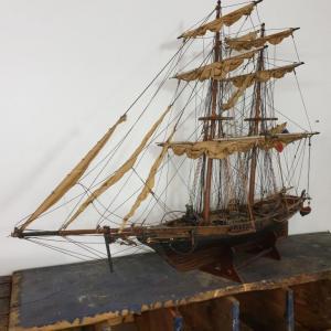 3 bateau vieux grement voilier l ouragan