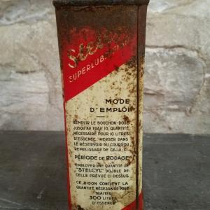 3 bidon huile stelcyl renault