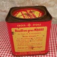 3 boite bouillon maggi