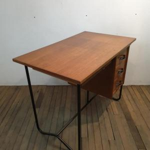3 bureau vintage enfant