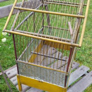 3 cage a oiseau
