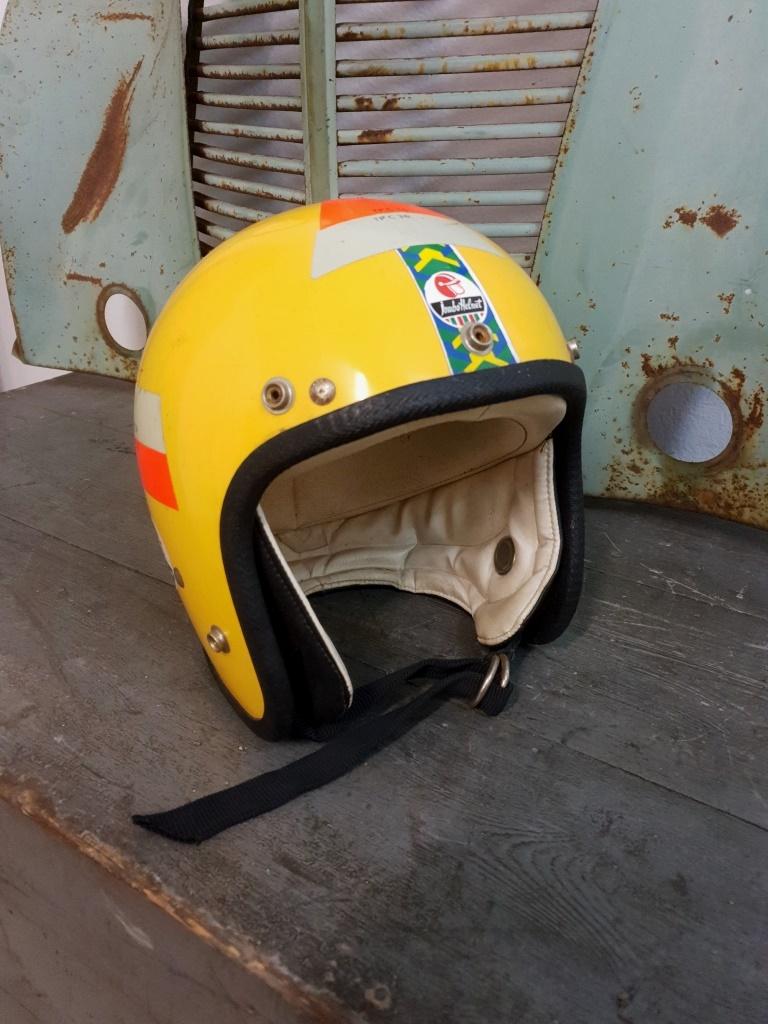 3 casque jaune jumbo helmet