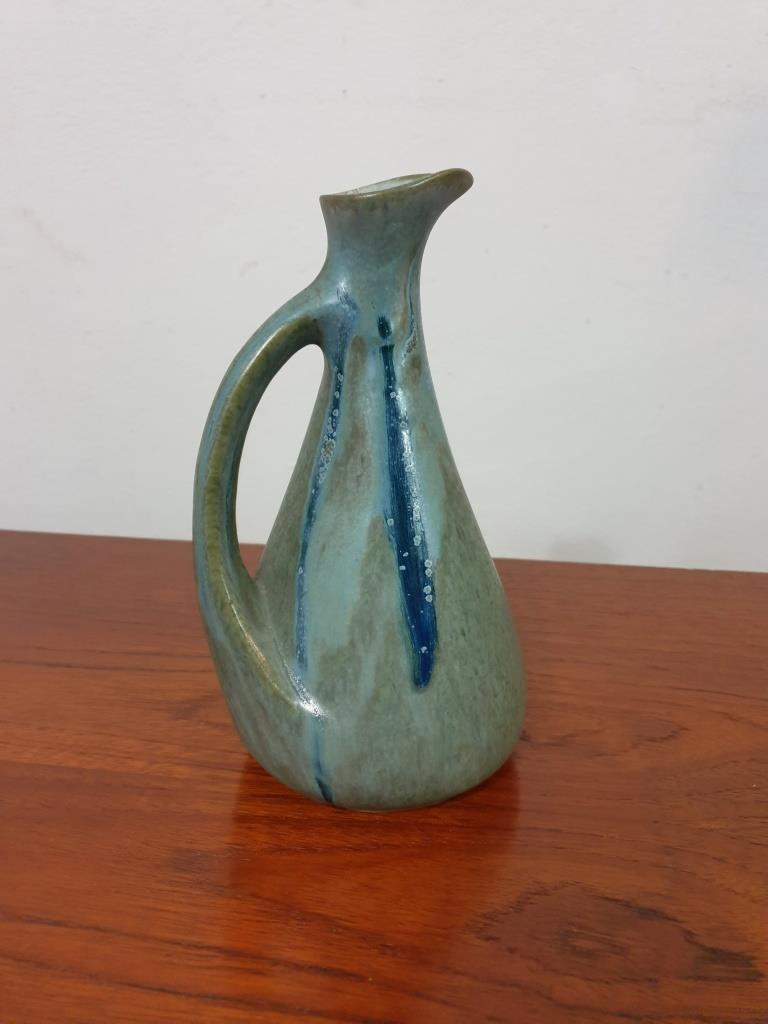3 ceramique bleu vert