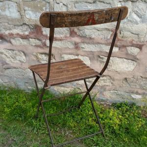 3 chaise de bistrot