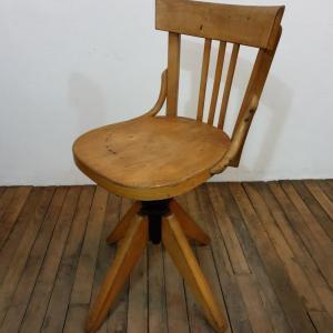 3 chaise de bureau baumann