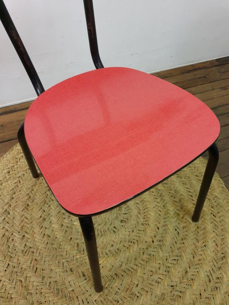 3 chaise en formica