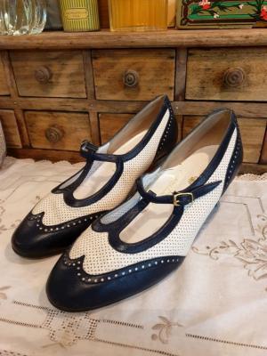 Chaussures Charleston