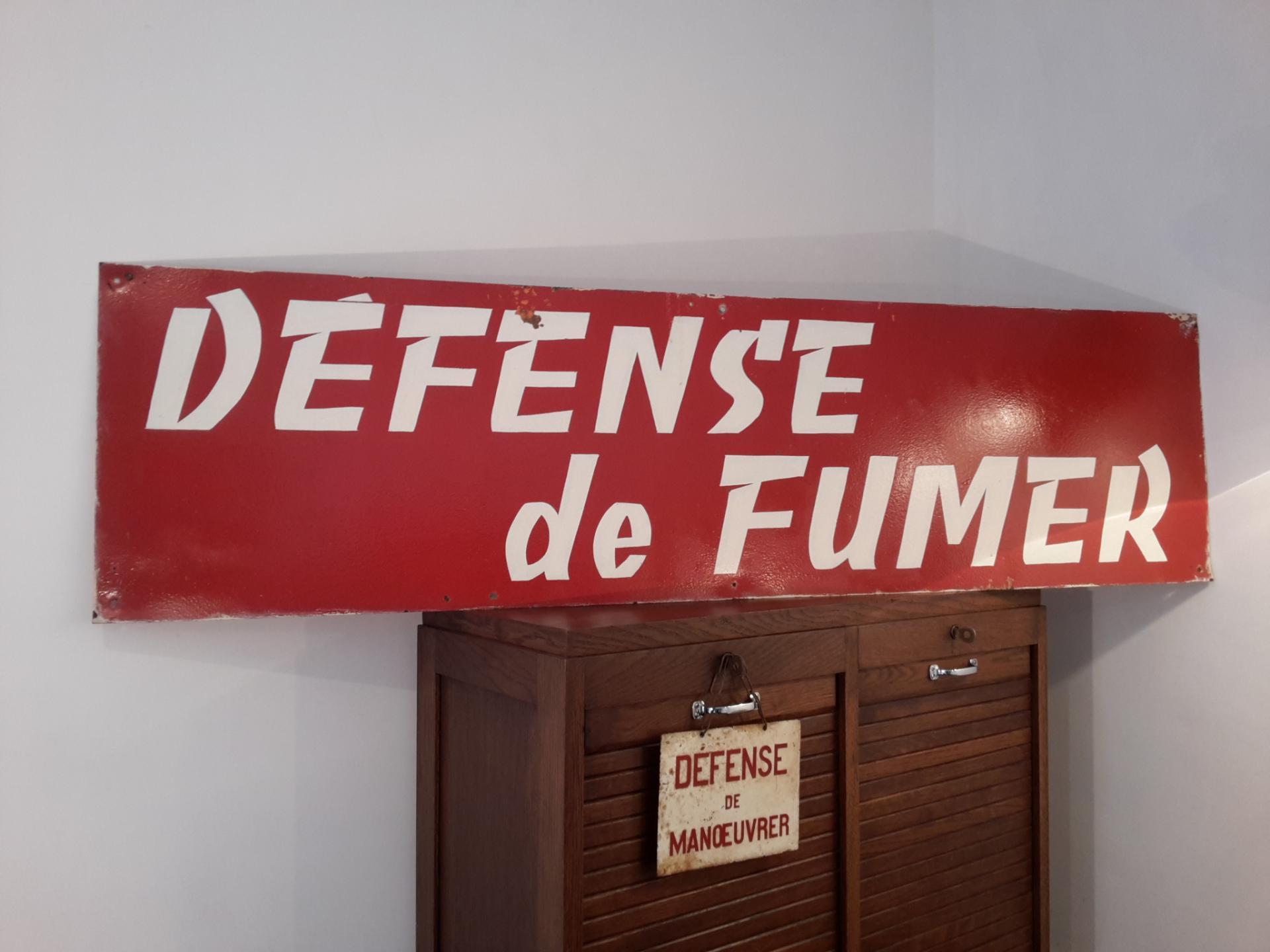 3 defense fumer