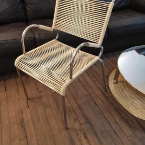 3 fauteuil scoubidou