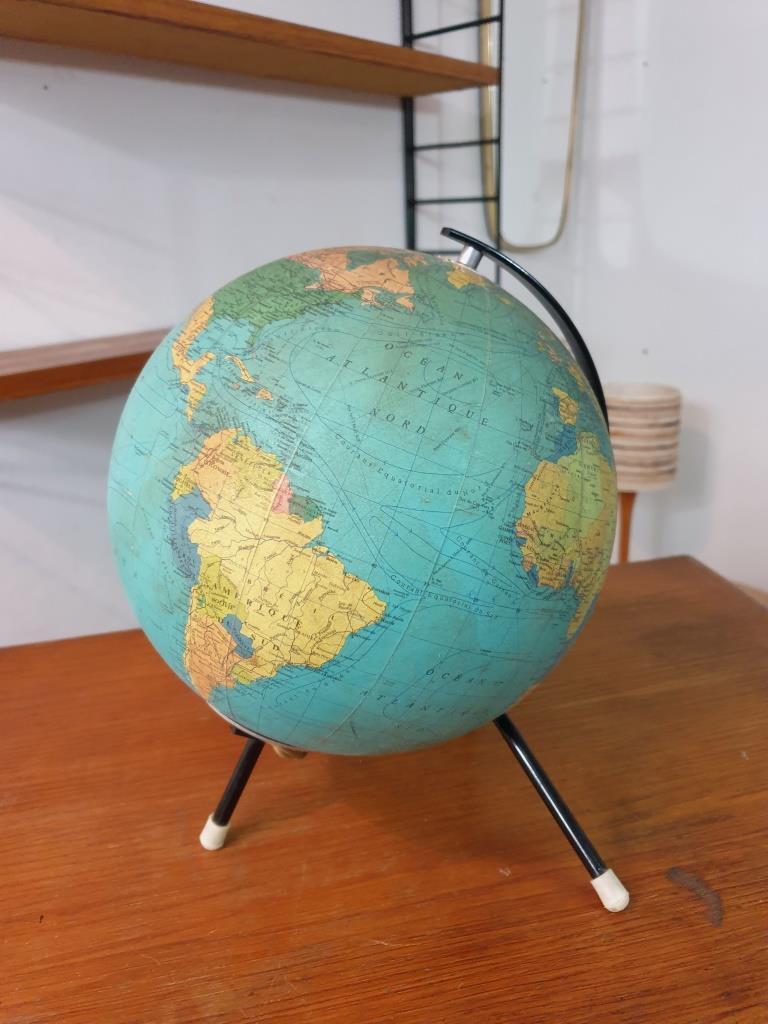 3 globe terrestre taride 1