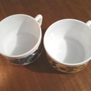 3 grandes tasses a cafe lotus