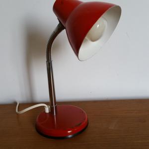 3 lampe cocotte rouge
