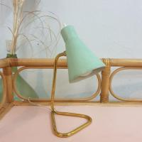 3 lampe cocotte verte pastel